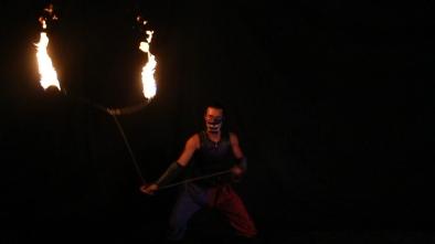 Hammer Dart Performance for Video Shoot